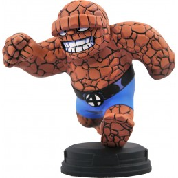 DIAMOND SELECT MARVEL ANIMATED FANTASTIC FOUR THE THING FIGURE STATUE