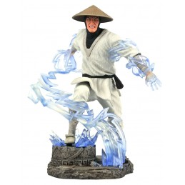 DIAMOND SELECT MORTAL KOMBAT 11 GALLERY RAIDEN FIGURE STATUE