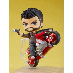 CYBERPUNK 2077 MALE V DELUXE NENDOROID ACTION FIGURE GOOD SMILE COMPANY