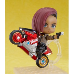 CYBERPUNK 2077 FEMALE V DELUXE NENDOROID ACTION FIGURE GOOD SMILE COMPANY