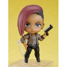GOOD SMILE COMPANY CYBERPUNK 2077 FEMALE V NENDOROID ACTION FIGURE