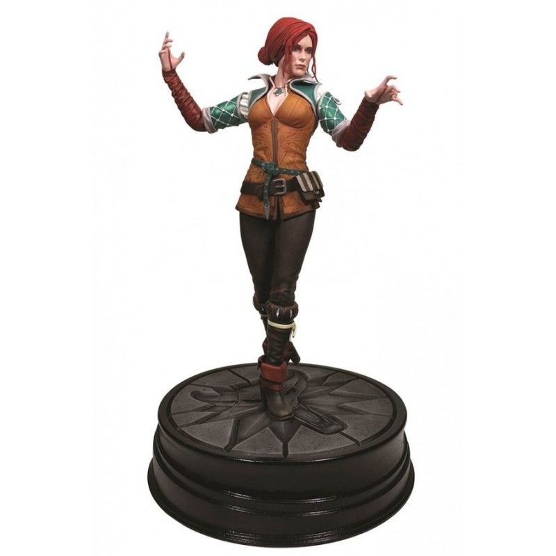 DARK HORSE THE WITCHER 3 WILD HUNT - TRISS MERIGOLD PVC STATUE FIGURE