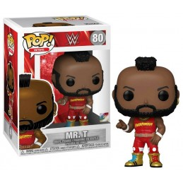 FUNKO POP! WWE MR. T BOBBLE HEAD KNOCKER FIGURE FUNKO