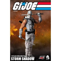 THREEZERO G.I. JOE STORM SHADOW 1/6 COLLECTIBLE ACTION FIGURE