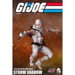G.I. JOE STORM SHADOW 1/6 COLLECTIBLE ACTION FIGURE THREEZERO