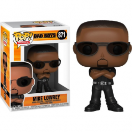 FUNKO POP! BAD BOYS MIKE LOWREY BOBBLE HEAD FIGURE FUNKO