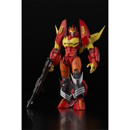 TRANSFORMERS IDW HOT ROD RODIMUS MODEL KIT ACTION FIGURE FLAME TOYS