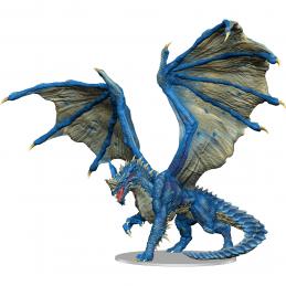 ICONS OF THE REALM ADULT BLUE DRAGON PREMIUM SET FIGURE WIZKIDS