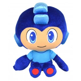 POPBUBBIES MEGA MAN MEGAMAN PLUSH PELUCHE 24 CM FIGURE