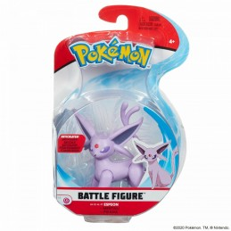 POKEMON BATTLE FIGURE ESPEON ACTION FIGURE BOTI