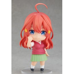 THE QUINTESSENTIAL QUINTUPLETS ITSUKI NAKANO NENDOROID ACTION FIGURE GOOD SMILE COMPANY