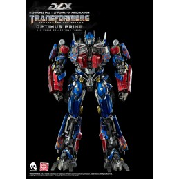 TRANSFORMERS REVENGE OF THE FALLEN OPTIMUS PRIME DELUXE ACTION FIGURE THREEZERO