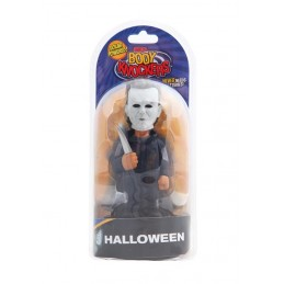 HALLOWEEN MICHAEL MYERS BODY KNOCKER BOBBLE HEAD FIGURE NECA