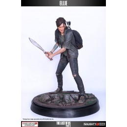 THE LAST OF US PART II ELLIE 41CM STATUA FIGURE GAMING HEADS