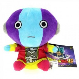 BANPRESTO DRAGON BALL SUPER ZENO 15CM PLUSH PELUCHES FIGURE