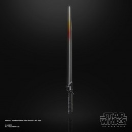 THE MANDALORIAN DARKSABER FORCE FX ELITE LIGHTSABER REPLICA 1/1 HASBRO