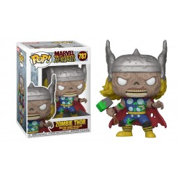 FUNKO POP! MARVEL ZOMBIE THOR BOBBLE HEAD FIGURE FUNKO