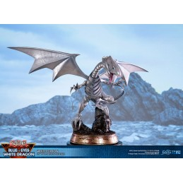 YU-GI-OH! BLUE EYES WHITE DRAGON STATUA 35CM FIGURE FIRST4FIGURES