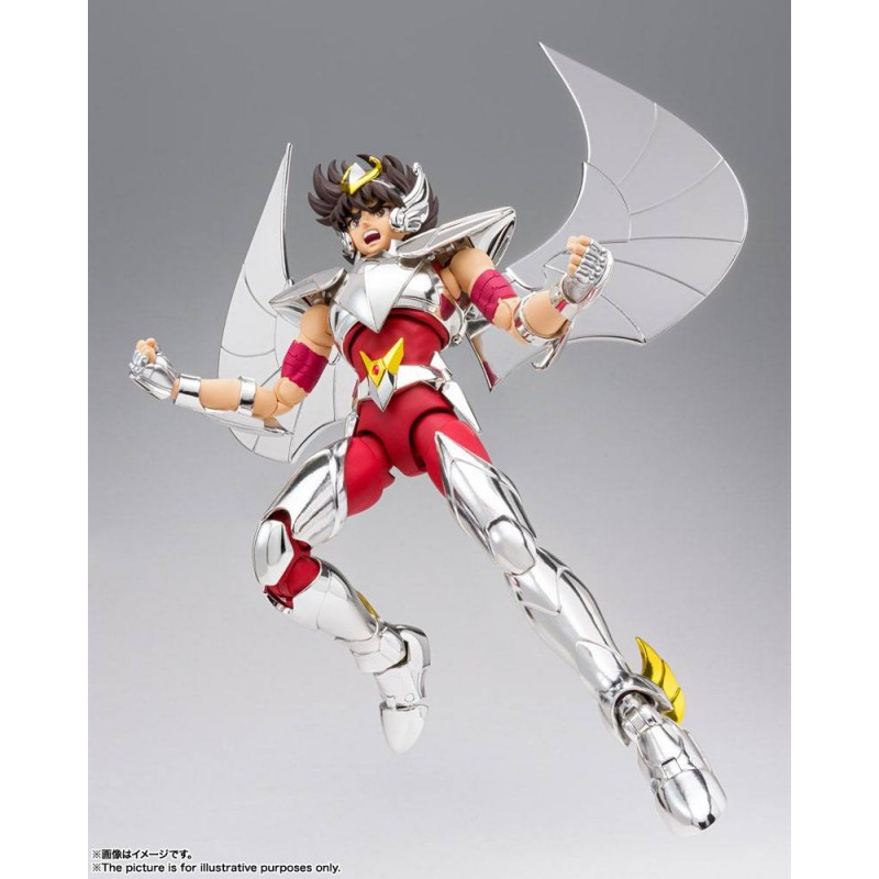 SAINT SEIYA MYTH CLOTH EX PEGASUS SEIYA FINAL BRONZE CLOTH V.3 ACTION FIGURE BANDAI