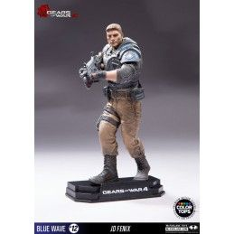 GEARS OF WAR 4 - JD FENIX COLOR TOPS ACTION FIGURE MC FARLANE