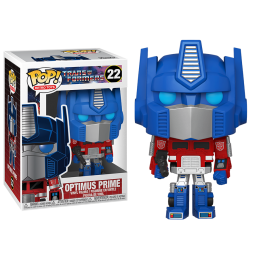 FUNKO POP! TRANSFORMERS OPTIMUS PRIME BOBBLE HEAD KNOCKER FIGURE FUNKO