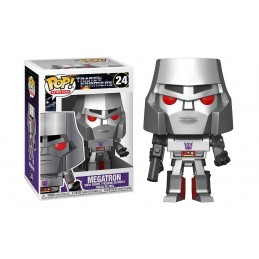 FUNKO POP! TRANSFORMERS MEGATRON BOBBLE HEAD KNOCKER FIGURE FUNKO