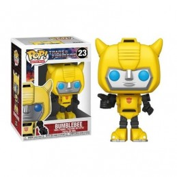 FUNKO POP! TRANSFORMERS BUMBLEBEE BOBBLE HEAD KNOCKER FIGURE FUNKO