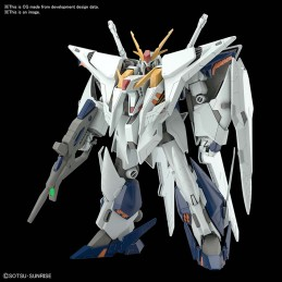 BANDAI HIGH GRADE HGUC GUNDAM RX-105 XI 1/144 MODEL KIT ACTION FIGURE