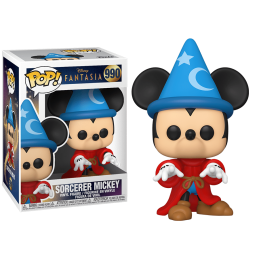FUNKO POP! FANTASIA SORCERER MICKEY BOBBLE HEAD KNOCKER FIGURE FUNKO