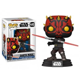 FUNKO POP! STAR WARS DARTH MAUL BOBBLE HEAD KNOCKER FIGURE FUNKO
