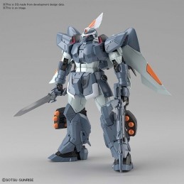 BANDAI MASTER GRADE MG MOBILE GINN 1/100 MODEL KIT ACTION FIGURE
