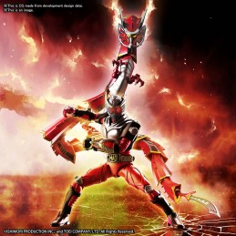 BANDAI FIGURE RISE MASKED RIDER RYUKI MODEL KIT ACTION FIGURE