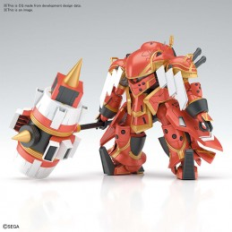 BANDAI HG HIGH GRADE SPIRICLE STRIKER MUGEN HATSUHO 1/24 MODEL KIT ACTION FIGURE