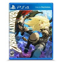 GRAVITY RUSH 2 PLAYSTATION 4 PS4 NUOVO ITALIANO