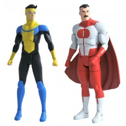 DIAMOND SELECT INVINCIBLE SELECT SERIES 1 SET ACTION FIGURE
