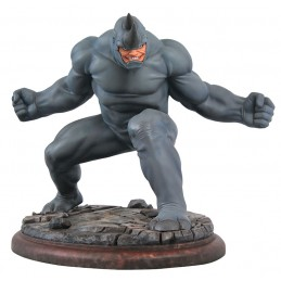 MARVEL PREMIER COLLECTION RHINO STATUA FIGURE DIAMOND SELECT