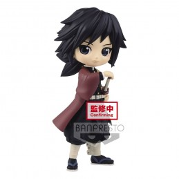 DEMON SLAYER Q POSKET GIYU TOMIOKA 14 CM MINI ACTION FIGURE BANPRESTO
