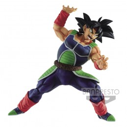 BANPRESTO DRAGON BALL SUPER CHOSENSHIRETSUDEN - BARDOCK STATUE FIGURE