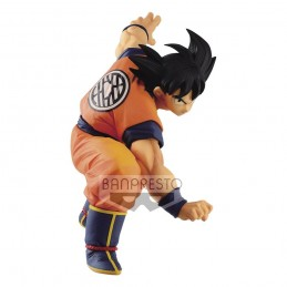 DRAGON BALL SUPER SON GOKU FES STATUA FIGURE BANPRESTO