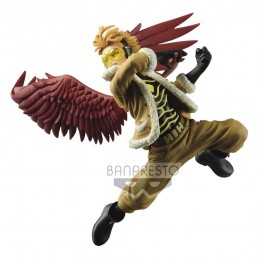 BANPRESTO MY HERO ACADEMIA HAWKS THE AMAZING HEROES STATUE FIGURE