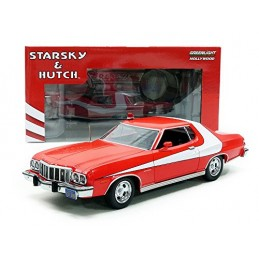GREEN LIGHT COLLECTIBLES STARSKY AND HUTCH - 1976 FORD GRAN TORINO DIE CAST 1/24