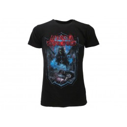 MAGLIA T SHIRT AVENGED SEVENFOLD NIGHTMARE