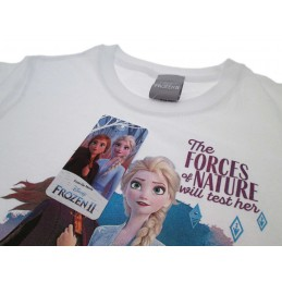 MAGLIA T SHIRT FROZEN THE FORCE OF NATURE