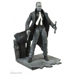 DIAMOND SELECT SIN CITY HARTIGAN DIAMONDS SELECT DELUXE ACTION FIGURE