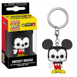 DISNEY 90 YEARS MICKEY MOUSE POCKET POP! KEYCHAIN PORTACHIAVI FUNKO