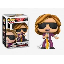 FUNKO FUNKO POP! AEROSMITH STEVEN TYLER BOBBLE HEAD KNOCKER FIGURE