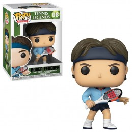 FUNKO FUNKO POP! TENNIS ROGER FEDERER BOBBLE HEAD KNOCKER FIGURE