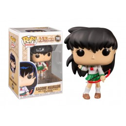 FUNKO POP! INUYASHA KAGOME HIGURASHI BOBBLE HEAD KNOCKER FIGURE FUNKO