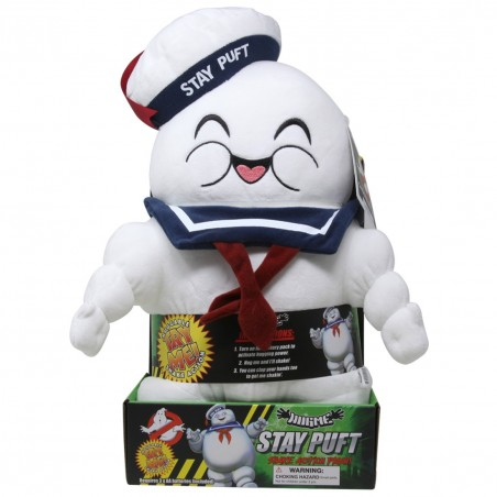 GHOSTBUSTERS STAY PUFT HUGME 41CM PUPAZZO PELUCHE PLUSH FIGURE