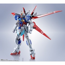 METAL ROBOT SPIRITS FORCE IMPULSE GUNDAM ACTION FIGURE BANDAI